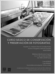 Conservation and Preservation of Photographs