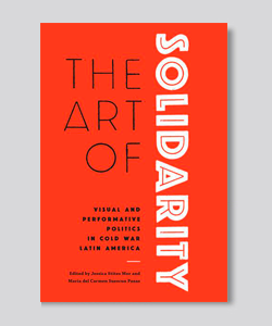 Portada del libro the art of solidarity